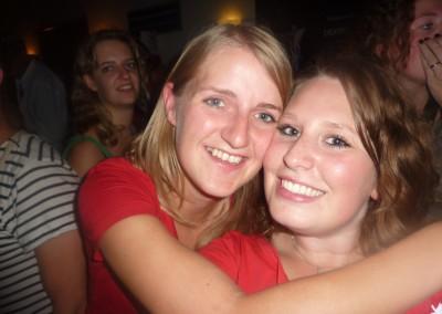 Julia en Marielle